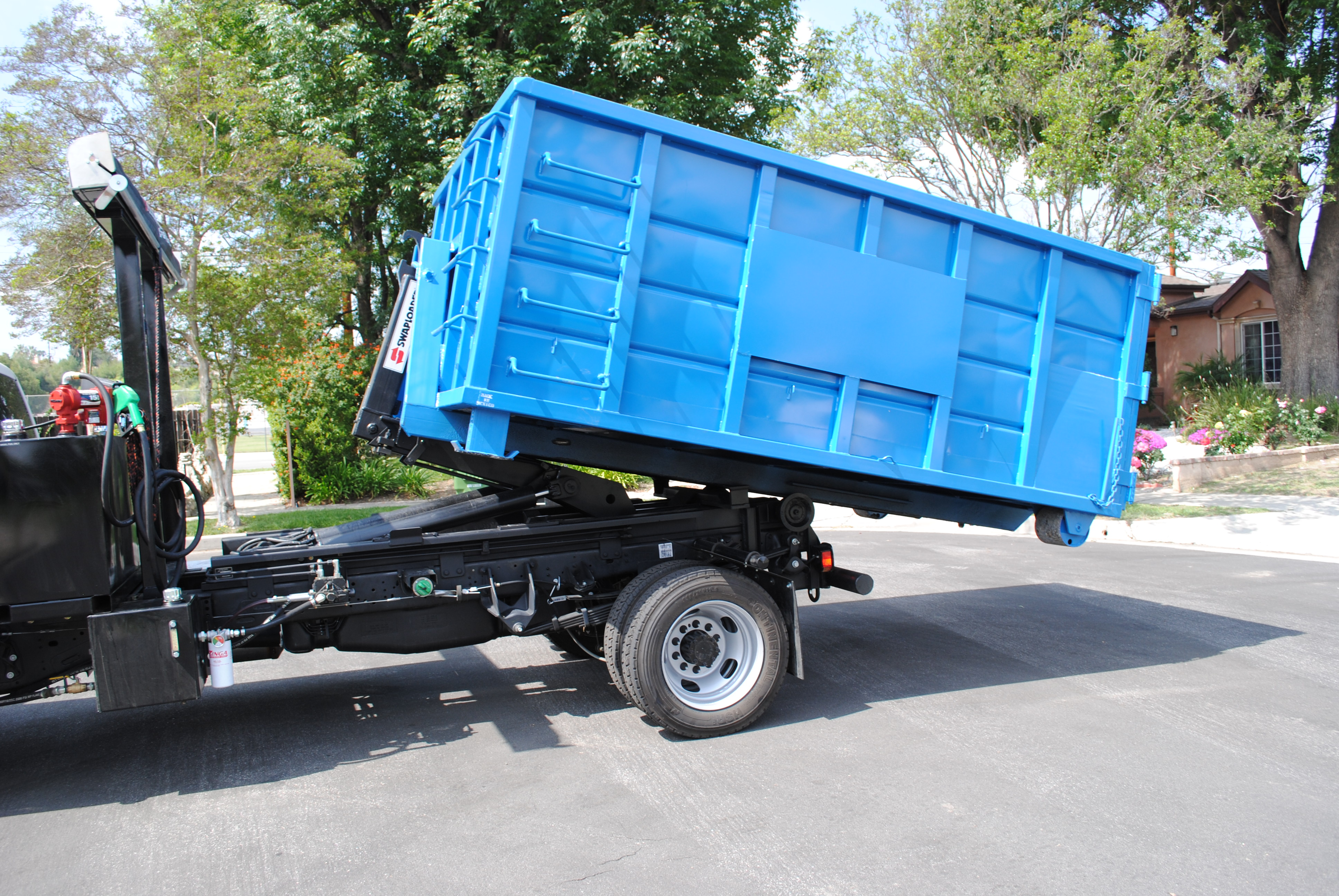 dumpster rental los angeles